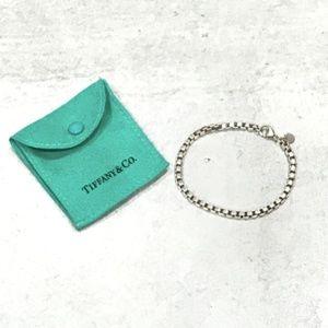 Tiffany & Co Venetian Link Bracelet 7.5 inches